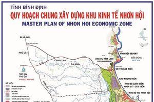 Thủ tướng đồng ý chủ trương điều chỉnh Quy hoạch chung Khu kinh tế Nhơn Hội