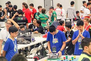 Học sinh Việt Nam giành được vị trí thứ 10/86 cuộc thi Robotics Quốc tế