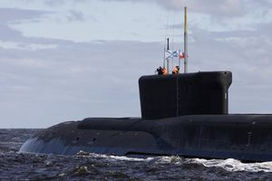 Tàu ngầm tên lửa hạt nhân Nga sẵn sàng thống trị đại dương