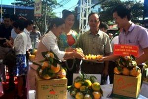 Hợp tác tiêu thụ hàng nông, lâm, thủy sản sạch
