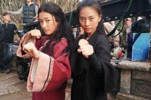 Chân dung bóng hồng duy nhất khiêu chiến Jack Ma trên màn ảnh