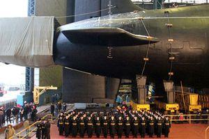 Thế trận NATO đảo lộn khi Nga hạ thủy 'hoàng tử Vladimir'