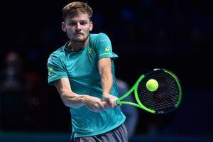 Vượt qua Thiem, Goffin đối mặt với Federer ở bán kết ATP Finals