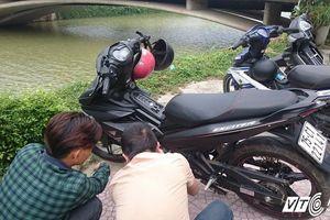 Tự ý sơn lại màu xe Yamaha Exciter bán cho khách với giá cao ở Huế: Công an tỉnh vào cuộc điều tra