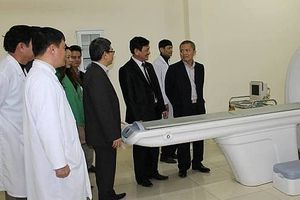 Người bệnh được chăm sóc chu đáo từ đề án bệnh viện vệ tinh