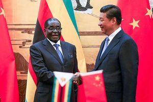 Zimbabwe khủng hoảng, vai trò của Trung Quốc bị soi