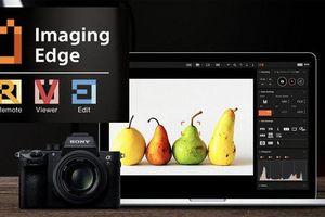 Imaging Edge: ứng dụng chỉnh sửa ảnh 'chính chủ' dành cho máy ảnh Sony