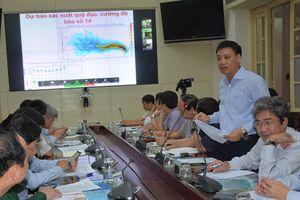 Bão số 14 kết hợp không khí lạnh gây mưa lớn rộng khắp tỉnh Trung bộ