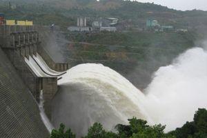 Huế: Các hồ thủy điện bắt đầu vận hành điều tiết 'đón' lũ mới