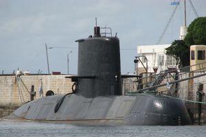 Số phận tàu ngầm San Juan của Argentina giống Kursk?