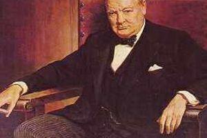 Winston Churchill và thất bại khó quên của người đàn ông ngậm tẩu