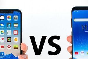 Chưa ra mắt, Galaxy S9 đã thua iPhone X về hiệu năng
