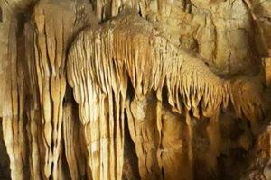 Ngỡ ngàng vẻ đẹp hang động Xá Nhè