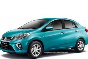 Perodua Myvi 2018 – sedan giá rẻ mới 'đe dọa' Toyota Vios