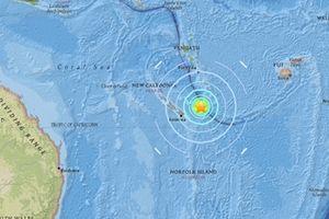 Động đất ở Tây Nam Thái Bình Dương, nguy cơ sóng thần