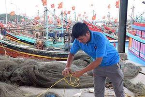 Diễn Châu đánh bắt được 44.300 tấn hải sản