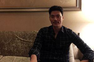 Diễn viên Hàn Quốc Kim Kang-woo: Sài Gòn thay đổi quá nhiều!