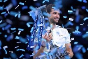 ATP Finals: Grigor Dimitrov đăng quang ngôi vô địch