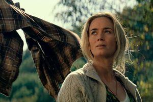 Emily Blunt ấn tượng trong trailer kinh dị không lời thoại Quiet Plac