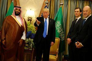 Ả Rập Saudi 'giăng bẫy' Mỹ?