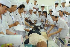 Giải bài toán nhân lực cho bệnh viện vùng ven TP HCM