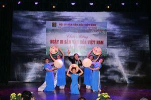 CLB Dân ca Ví, Giặm xứ Nghệ tại Hà Nội mừng Ngày Di sản