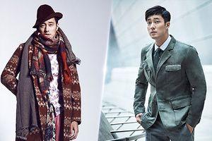 Gu thời trang từ khó hiểu đến lịch lãm của tài tử So Ji Sub