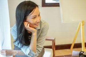 Trần Nữ Yên Khê cùng chồng trở lại Việt Nam 'Gặp gỡ mùa thu'