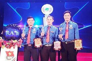 3 nhà nông trẻ Nghệ An được Trung ương Đoàn vinh danh