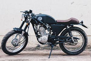 Suzuki GD110 độ cafe racer chỉ 18 triệu tại Sài Gòn