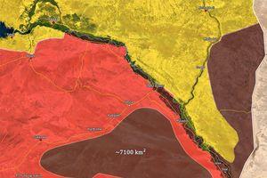 Đánh quỵ IS tại Euphrates, quân đội Syria truy diệt phiến quân ở Homs