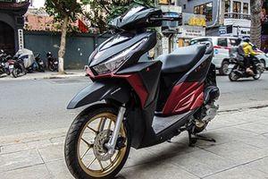 Cận cảnh Honda Click 125i mới giá 60 triệu tại Hà Nội