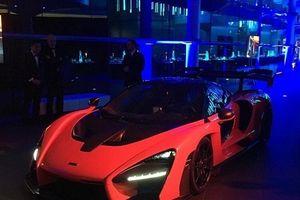 'Soi' thực tế siêu xe McLaren Senna giá 25 tỷ đồng