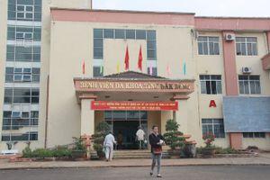 Đắk Nông: Nguyên giám đốc bệnh viện tỉnh bị tâm thần sau khi mắc sai phạm