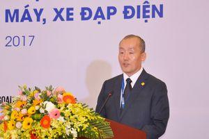 Tỷ lệ đội mũ bảo hiểm khi tham gia giao thông ở Việt Nam đạt hơn 90%