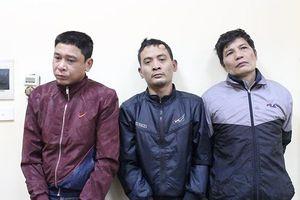 'Xóa' ổ nhóm tội phạm chuyên trộm cắp móc túi ở bến xe phía Nam