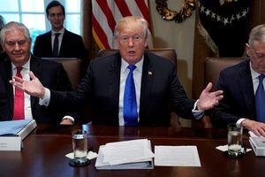 Ông Trump dùng lại cây gậy Mỹ cho chiến lược Jerusalem