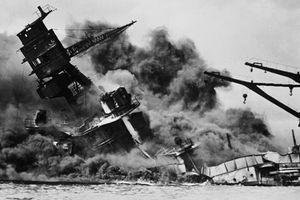 Điểm lại các tàu chiến Mỹ bị đắm trong Thế chiến 2