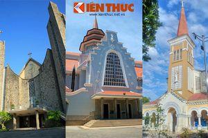 Ba nhà thờ ở Huế tuyệt đẹp phải ghé thăm dịp Giáng sinh