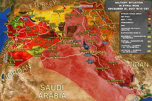 Quân đội Syria giải phóng một phần Idlib, 'Hổ Syria' sắp xung trận
