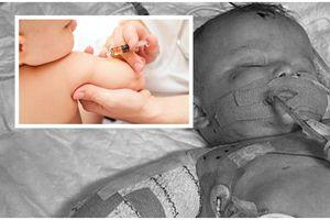 Không tiêm phòng vắc xin viêm màng não, con có thể bị cụt tay chân, cha mẹ đừng lơ là quên lịch tiêm chủng