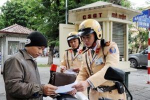 Xử lý nghiêm hành vi chống đối người thi hành công vụ