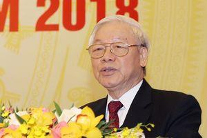 Tổng bí thư: Kiên quyết, nghiêm minh với cả lãnh đạo cao cấp của Đảng