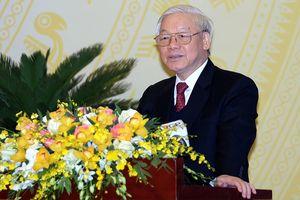 6 nội dung lớn trong bài phát biểu của Tổng Bí thư Nguyễn Phú Trọng