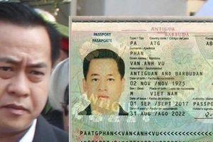 Ai giúp Vũ 'nhôm' dùng 3 hộ chiếu đào tẩu kiểu mafia?