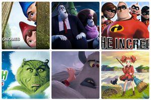 Những bộ phim hoạt hình đáng mong chờ trong năm 2018