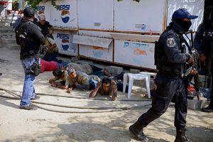 Hai ngày cuối tuần, 18 người chết vì đọ súng ở Mexico