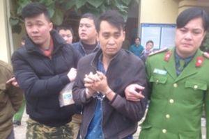 Bắt giữ đối tượng đánh mìn làm hai người bị thương ở Bắc Cạn