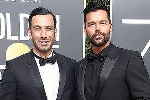 Tài tử Ricky Martin đã bí mật kết hôn với bạn trai đồng tính