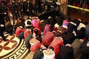 Lý do ẩn sau sự bùng nổ mại dâm ở Trung Quốc